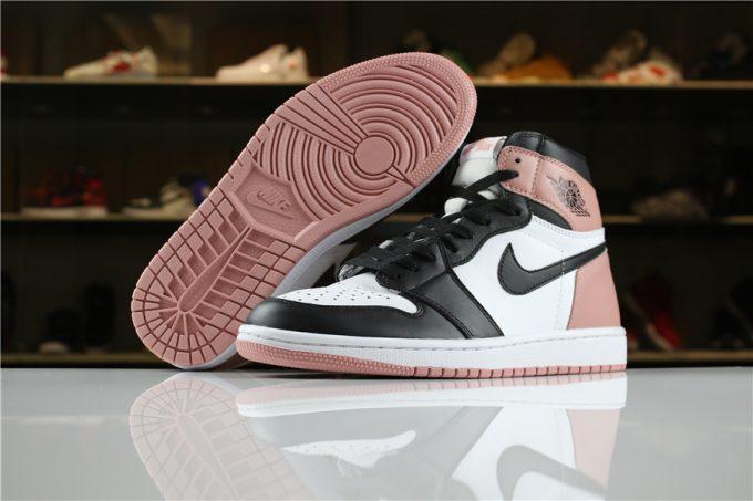 jordan 1 high rust pink
