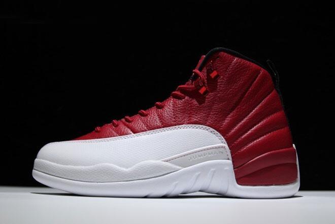"Air Jordan 12 ""Alternate"" Gym Red/Black"