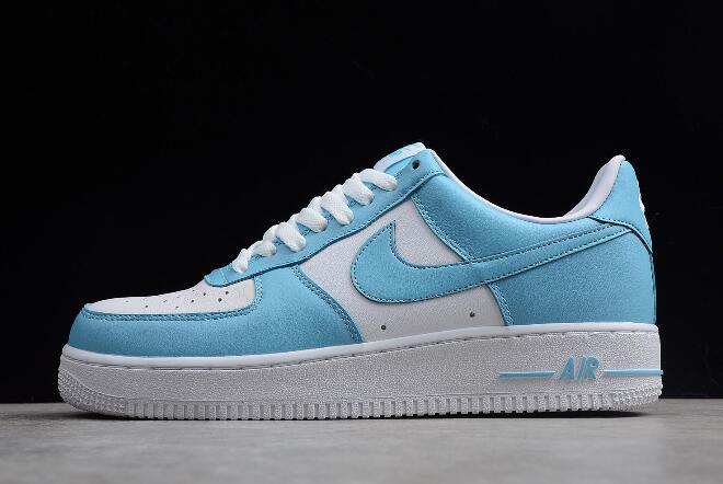 """2018 Nike Air Force 1 Low """"UNC"""" Blue"""