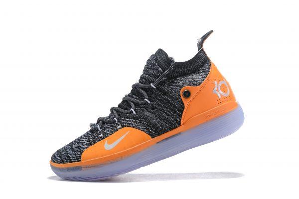 "Nike KD 11 Custom ""Texas"" PE Black"