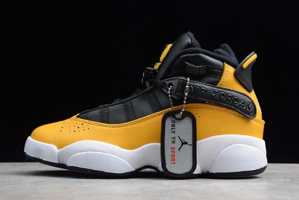 "Jordan Brand Jordan 6 Rings ""Taxi"