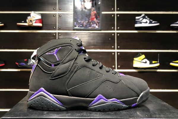 Cheap Best Air Jordan 7 Ray Allen Bucks PE 304775 053 For Sale